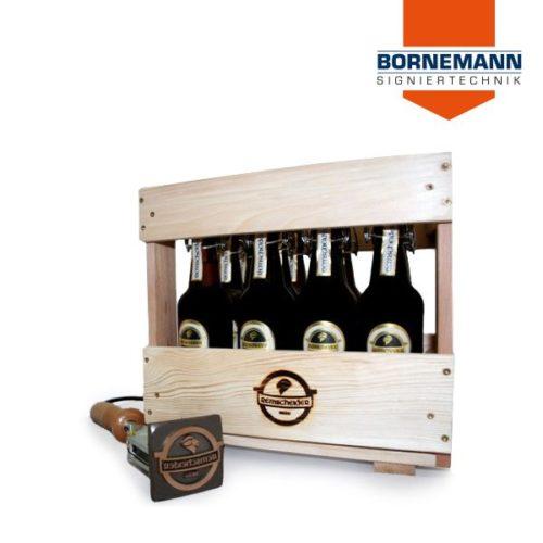 Bornemann Brennstempel für Holz Gummi und Plastik