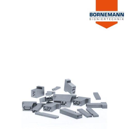 Ansammlung von Stahltypen