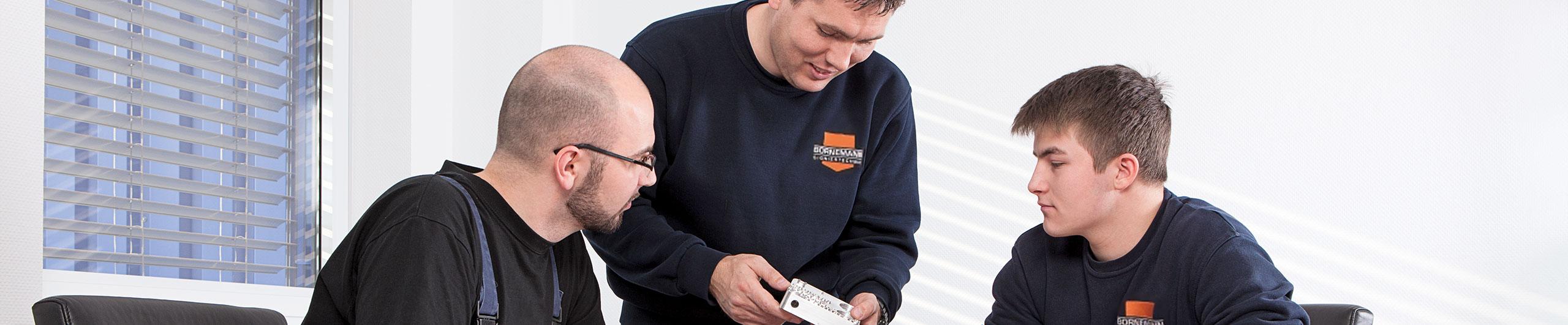 Ausbildung Bornemann GmbH