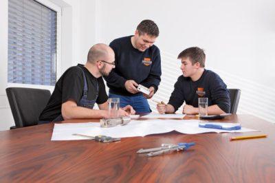 Impressionen: Ausbildung Bornemann GmbH