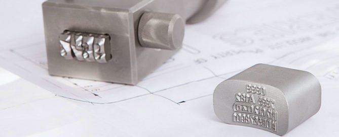 News: Produktion von Prägestempel | Bornemann Signiertechnik
